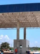 ZPE Ceará: com cobertura do gate quase concluída, obras do Setor 2 entram na reta final