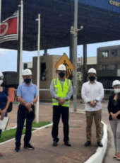 Modelo de operação no Brasil, ZPE Ceará recebe visita de executivos do Piauí