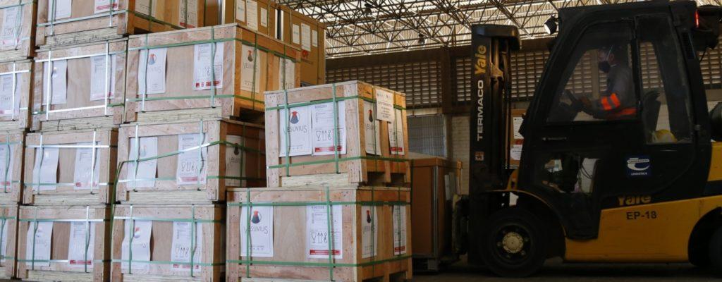 ZPE Ceará fecha primeiro semestre de 2021 com alta de 17,3% na movimentação de cargas